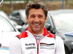 Patrick Dempsey Racing Porsche | Patrick Dempsey to Continue Racing with Porsche Team in 2015 ...
