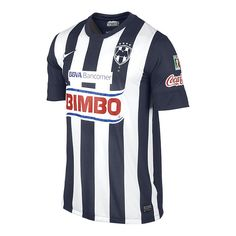 CF Monterrey (Mexico) - 2012/2013 Nike Home Shirt