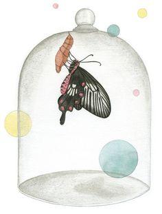 The Bell Jar by Julia Bereciartu