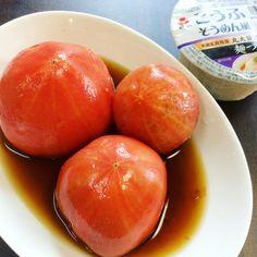 定番、夏のダイエットメニュー(トマトのお