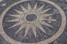 Jeffrey Bale's World of Gardens: Pebble mosaics of the Palazzo Reale, Genoa, Italy