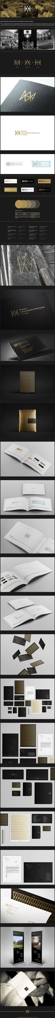 Museum of Archeology and History in Elblag on Behance