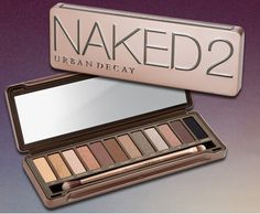 Naked 2 by Urban Decay! Yes Please...