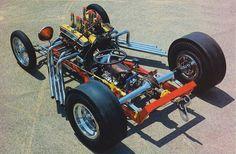 Steve Scott's Uncertain-T - Kustomrama Custom Trucks, Custom Cars, Buick Nailhead, Lotus Sports Car, Go Kart Frame, Diy Go Kart, Selling Photos, Traditional Hot Rod, Classic Hot Rod