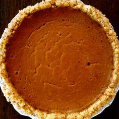 Gluten Free Almond Tart or Pie Crust - Jen Hoy