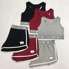 Ivory Ella Sleep   Sleep shorts   Bralette   Sleepwear   Pajamas