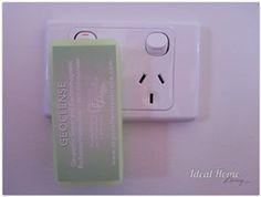 Geoclense Home Harmoniser - http://idealhomeliving.com/shopping/geoclense-home-harmoniser/