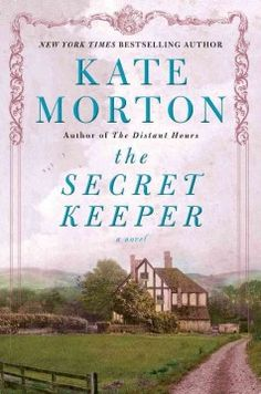 The Secret Keeper by Kate Morton.  Click the cover image to check out or request the literary fiction kindle.