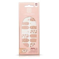 Product Catalog Rose Gold Garden Insta Gel Nail Strips - Nanacoco How To Sharpen Lawn Mower Blades I Hand Gloves, Work Gloves, Sharpen Lawn Mower Blades, Socket Wrench Set, Blade Sharpening, Double Wear, Diy Workshop, Nail Stickers, Nail File