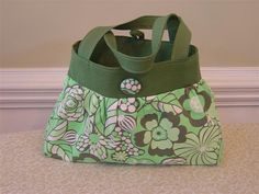 PDF Purse Sewing Pattern  Instant Download  by aivilocharlotte, $8.00