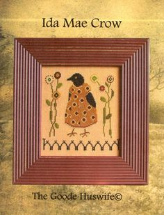Gallery.ru / Фото #2 - Ida Mae Crow - Goode Huswife - lia2035