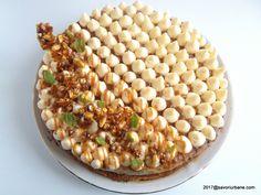 Pin on prajituri Flan, Creme Caramel, Pina Colada, Something Sweet, Sweet Tooth, Bacon, Cheesecake, Clean Eating, Food And Drink