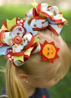 Twisted Boutique Hair Bow