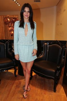 Kendall Jenner (Foto: Manuela Scarpa/Foto Rio News)