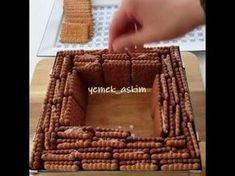 Bisküvili Mükemmel Bir Pasta Tarifi - YouTube