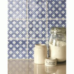 Winchester Residence Chateaux Villette Decorated Tile 130 x 130 mm W.2801VPA