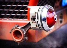 Piston/Connecting Rod Taillights