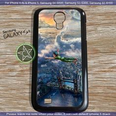 Disney Peter Pan Art Special Design iPhone 4/4S/5, Samsung S4/S3/S2 case cover   sedoyoseneng - Accessories on ArtFire