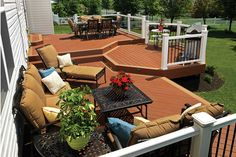 Browse Composite Decking, Railing and Fencing Photos - TimberTech