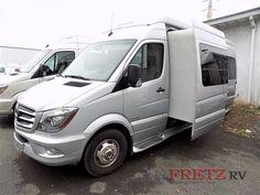 2015 Leisure Travel Free Spirit SS, Class B RV For Sale in Souderton, Pennsylvania   Fretz RV 13416   RVT.com - 73843