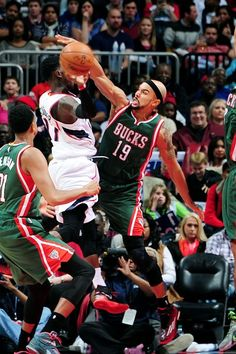 Milwaukee Bucks Basketball - Bucks Photos - ESPN 8b6161680