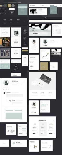 A free Photoshop UI Kit with over 55 graphics for personal and commercial use. Tomasz Mazurczak is an Opole, Poland based Front-End Developer, UI & Web