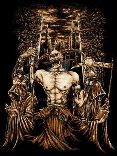 19 best akanine images on pinterest skull art art designs and art the darkest night fandeluxe Image collections