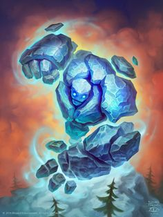 ArtStation - Card for Hearthstone, Konstantin Turovec
