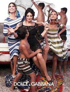 Dolce & Gabbana spring 2013, coup de coeur