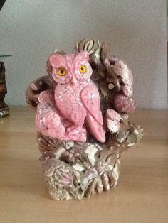 """1.1/"""" Penguin Figurine Unakite Stone Little Bird Gemstone Health Handmake Carved"""
