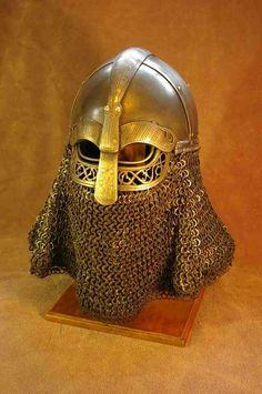 Huscarl helm