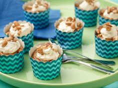 Peanut Butter Banana Pudding Cups.