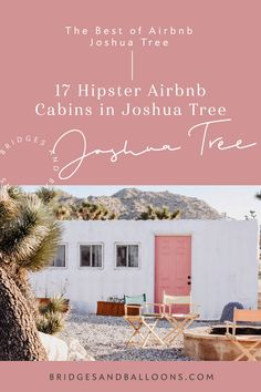 Joshua Tree National Park, National Parks, California Travel, California Destinations, Joshua Tree Airbnb, Travel Ideas, Travel Inspiration, Travel Tips, Cabin Rentals