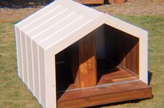 Modern Dog House Ars By Meset Shop On Etsy $650.00