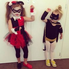 toddler harley quinn costumes - Google Search