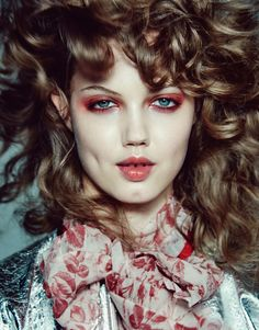 Lindsey Wixson, American model in The EDIT Magazine November 26th 2015 by Chris Colls | via www.orientsystem.com