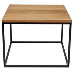 industrialny stolik MALMO S