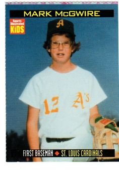 Mark McGwire...this pic cracks me up