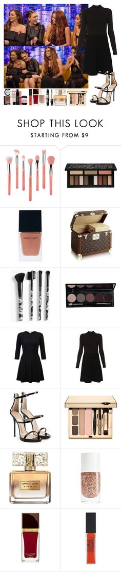 """""""With Little Mix"""" by angelbrubisc ❤ liked on Polyvore featuring Bdellium Tools, Kat Von D, Witchery, Torrid, Miss Selfridge, Paule Ka, Giuseppe Zanotti, Givenchy, Max Factor and Tom Ford"""
