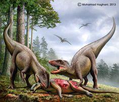 Carcharodontosaurus by haghani on DeviantArt