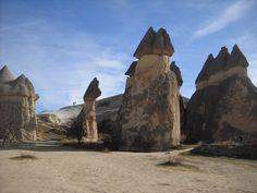 Kapadokya-Nevşehir-Paşabağları (20015 gezi notları)