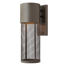 Back porch...View the Hinkley Lighting 2300 1 Light Outdoor Wall Sconce from the Aria Collection at LightingDirect.com.