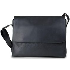 messenger bag (lufthansa edition) black