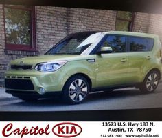Congratulations to David Cousineau on your #Kia #Soul purchase from Sean Wolf at Capitol Kia! #NewCar