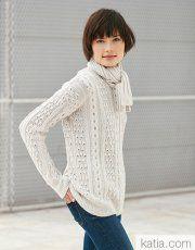 Revista mujer Essentials 12 Otoño / Invierno | 11: Mujer Jersey | Beige