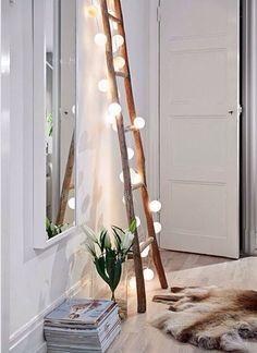 Pretty ladder
