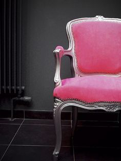 Hot Pink Chair
