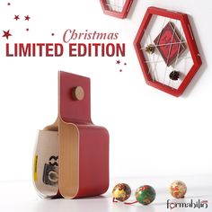 Discover Formabilio's #Christmas Limited Edition #gift ideas on https://www.formabilio.com/shop/home-accessories