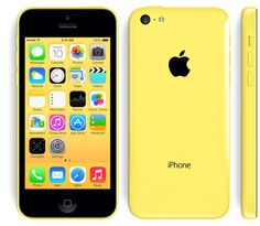 The new #Apple - #iPhone5c , a inexpensive version of the iPhone 5, with fun new colors.