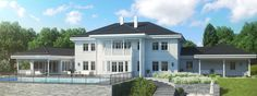 Bilderesultat for vindu sveitservilla Casablanca, Home Fashion, Villa, Exterior, Mansions, House Styles, Inspiration, Home Decor, Rooms